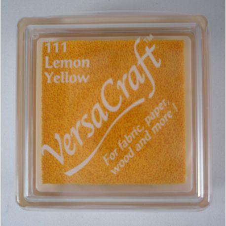 Tinta para tela Versacraft Amarillo limón