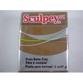 Arcilla Polimérica Sculpey III Hazelnut 56gr