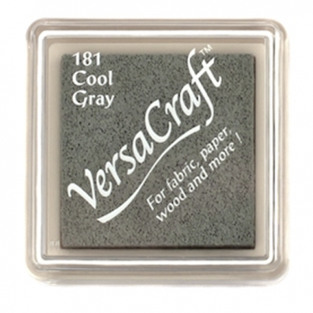 Tinta para tela Versacraft Gris Cool Gray