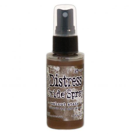Walnut Stain - Distress oxide spray