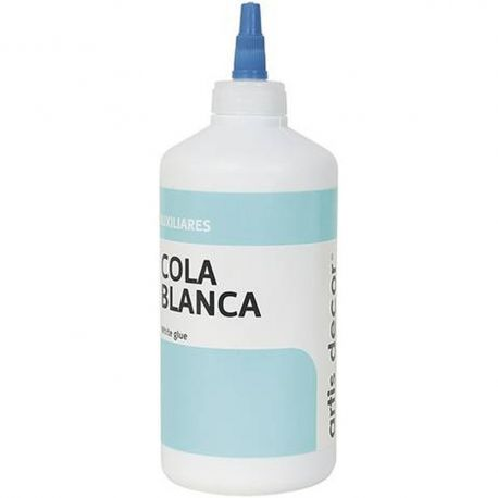 Cola Blanca 500ml Artis Decor