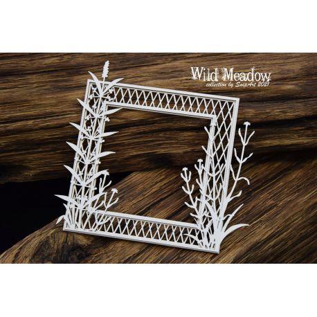 Wild Meadow – Square Frame 12,5x11,3cm