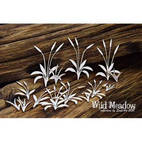 Wild Meadow – Grass 2 - 11x14cm