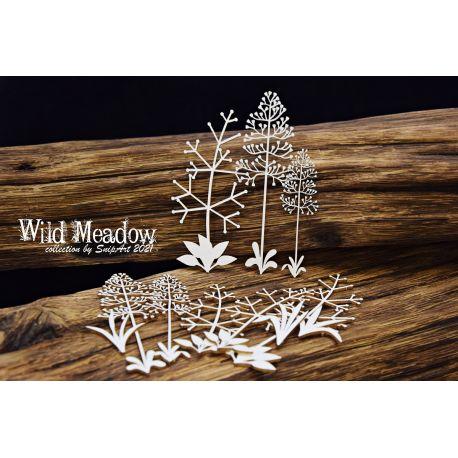Wild Meadow – Grass 3 - 14x17cm