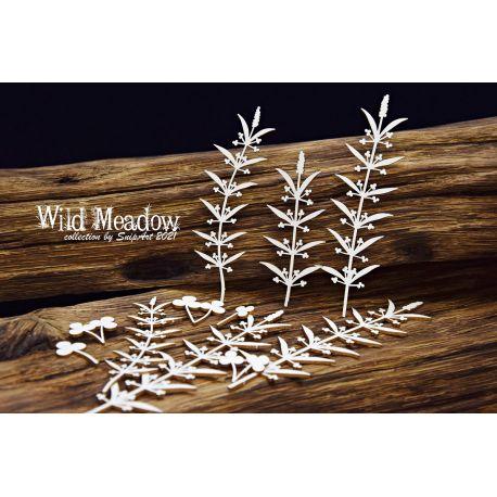Wild Meadow – Grass 4 - 14x17cm