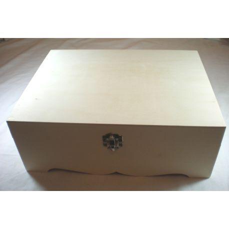 Caja corbatero para decorar 27x21x10