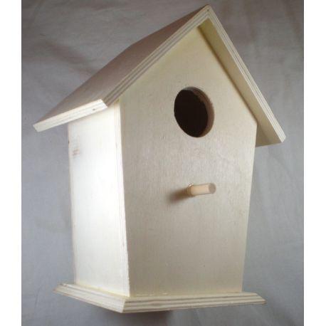Casa para pájaros 17x10.5x21.5cm