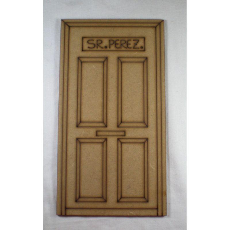 Puerta ratoncito p rez para decorar la tienda de las - Puerta ratoncito perez el corte ingles ...