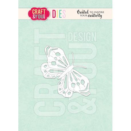 Troquel 1 Pieza - Mariposa 2 - Craft & You Design