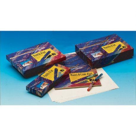 Tizas pastel 15 unidades Dalbe