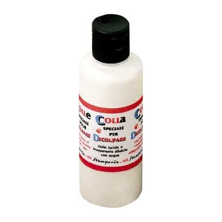 Cola Decoupage Stamperia 80ml