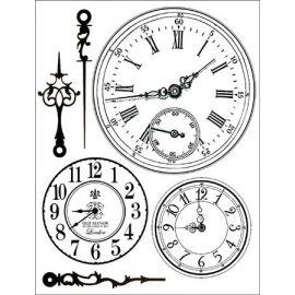 Sello de alta definición Relojes Stamperia