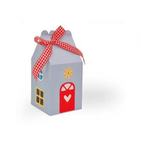 Sizzix Set 8 troqueles THINLITS My little house by Sophie Guilar