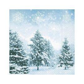 Servilleta navidad christmas holly