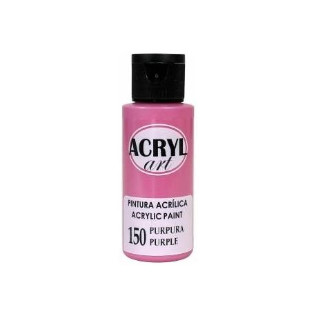 Pintura acrílica Acryl Art 150 Purpura 60ml