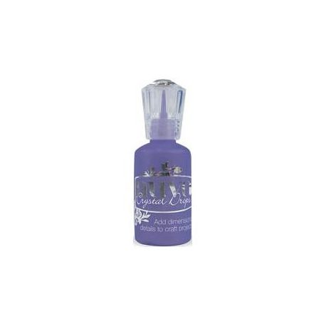 Nuvo Crystal Drops Gloss Crushed Grape 30ml