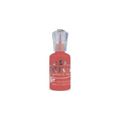 Nuvo Crystal Drops Gloss Red Berry 30ml