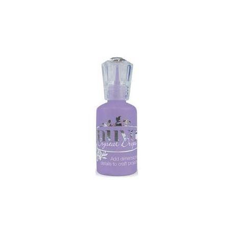 Nuvo Crystal Drops Gloss Sweet Lilac 30ml
