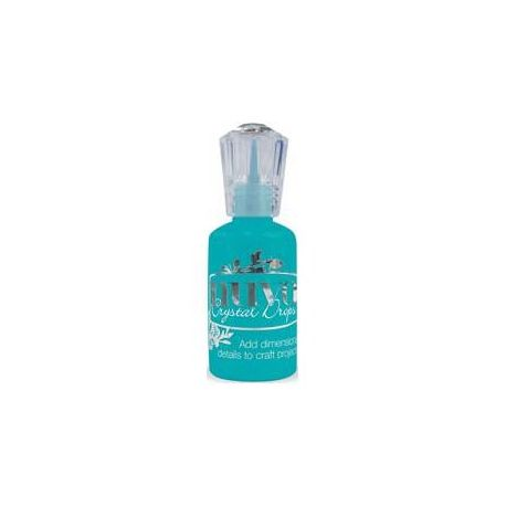 Nuvo Crystal Drops Gloss Caribbean Ocean 30ml
