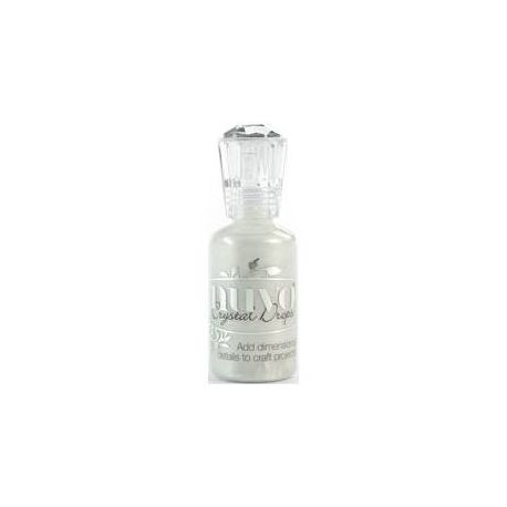 Nuvo Crystal Drops Ivory Seashell 30ml