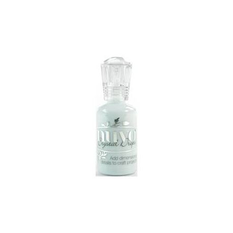 Nuvo Crystal Drops Duck Egg Blue 30ml