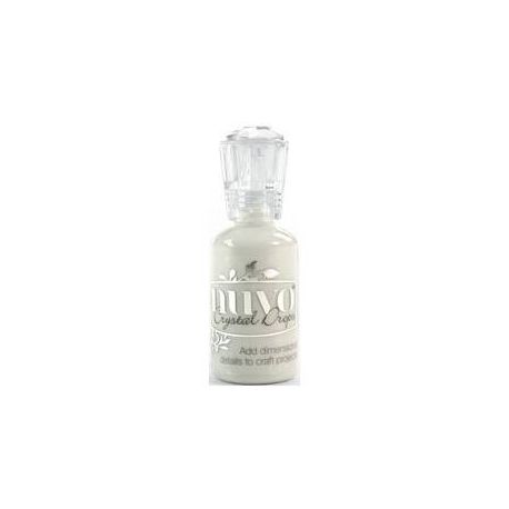 Nuvo Crystal Drops Oyster Grey 30ml