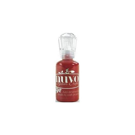 Nuvo Crystal Drops Autumn Red  30ml