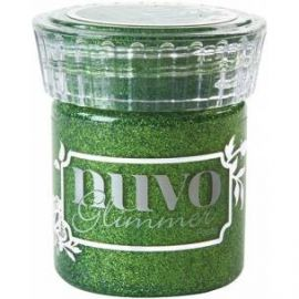Glimmer paste de Nuvo Esmerald Green de 50ml