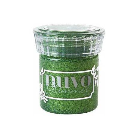 Glimmer paste de Nuvo Esmerald Green de 50ml