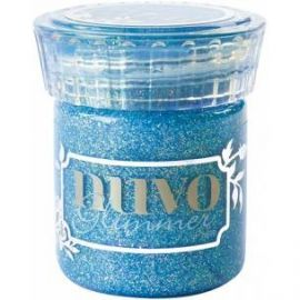 Glimmer paste de Nuvo Blue Topaz de 50ml