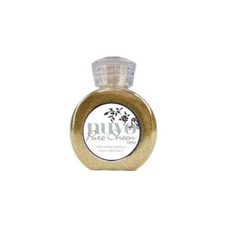 Purpurina Nuvo Light Gold 100ml