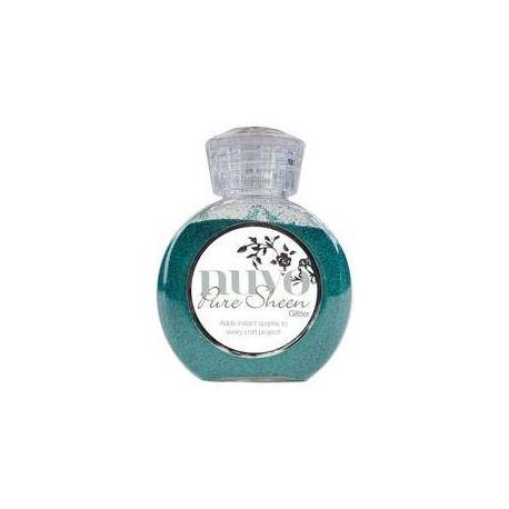 Purpurina Nuvo Turquoise 100ml