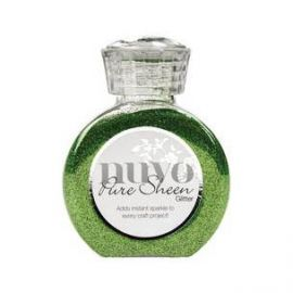 Purpurina Nuvo Glitter Green Meadow 100ml