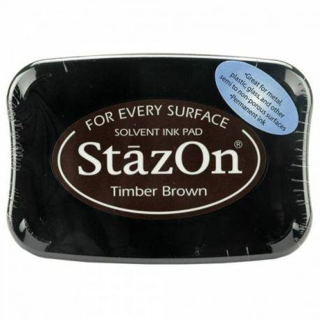 Tinta Stazon Timber Brown