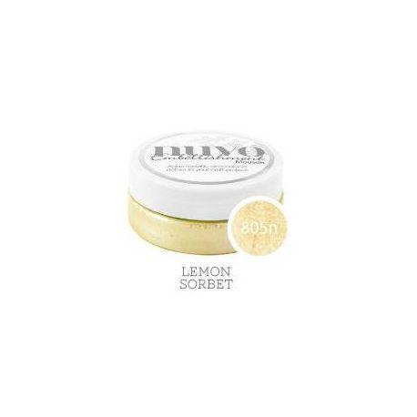 Textura NUVO Embellishment Mousse 805N Lemon Sorbet