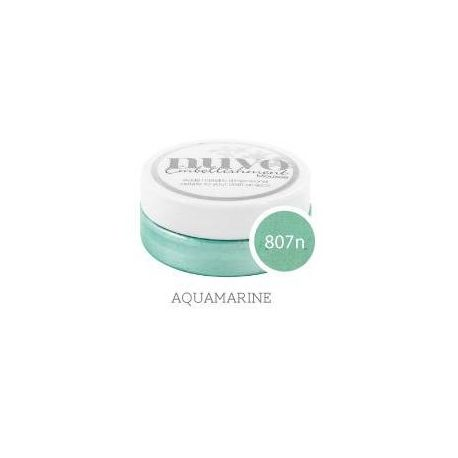 Textura NUVO Embellishment Mousse 807N Aquamarine