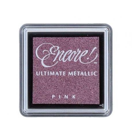 Tinta Encore metallic pink 02