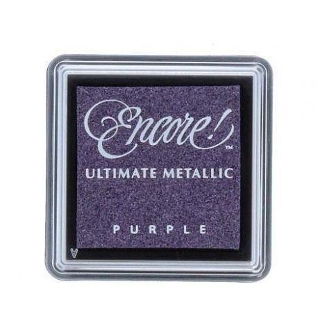 Tinta Encore metallic Purple 04