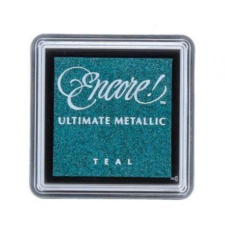 Tinta Encore metallic  Teal 16