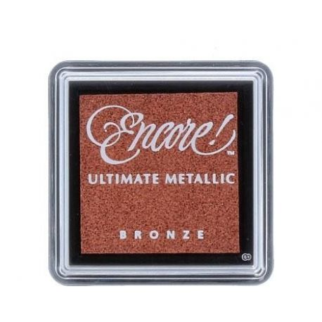 Tinta Encore metallic  Bronze 24