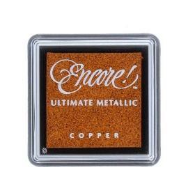 Tinta Encore metallic  Copper 22