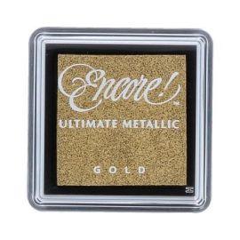 Tinta Encore metallic  Gold 10