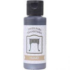Tinte ebanistería al agua Humo 65ml.