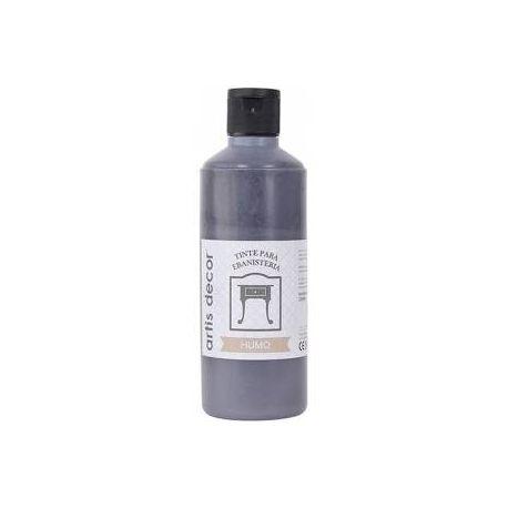 Tinte ebanistería al agua Humo 250ml.