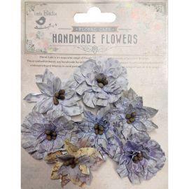 Little Birdie Set de 7 flores de 4cm Violeta nº24