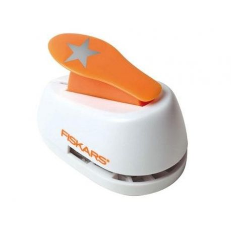 Troqueladora de formas Fiskars Estrella de 2.5cm