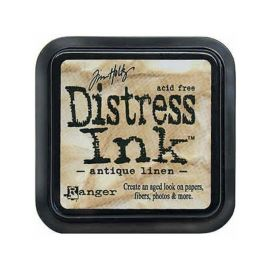 Tinta Distress Ink Antique Linen Tim Holtz