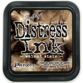 Tinta Distress Ink Walnut Stain Tim Holtz