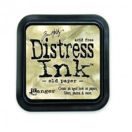 Tinta Distress Ink Old Paper Tim Holtz