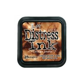 Tinta Distress Ink Vintage photo Tim Holtz